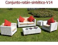 muebles de rattan sintetico en easy