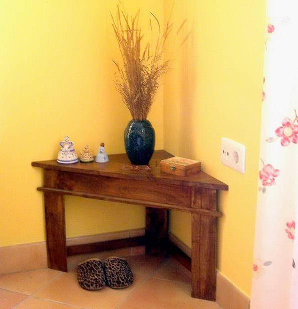 Rinconeras muebles esquineros cat logo de fotos venta for Mesas para esquinas