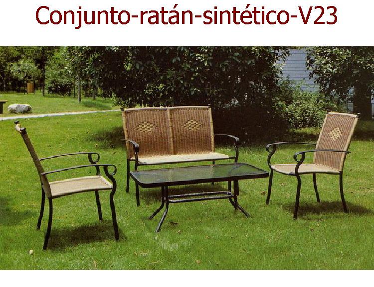 Encantador Muebles De Ratán Banco De Venta Bosquejo - Muebles Para ...