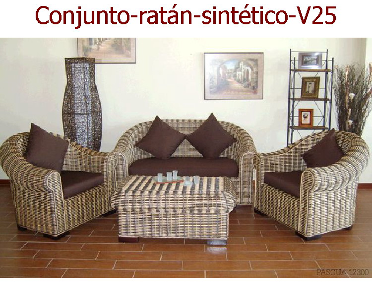 Best muebles de jardin ofertas ideas amazing house for Conjunto jardin rattan oferta
