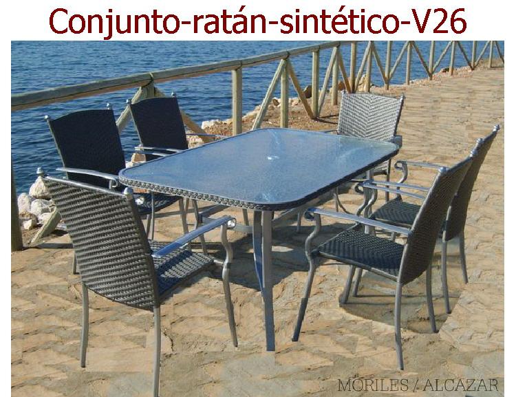 catálogo de fotos de muebles de ratan (rattan), mimbre...